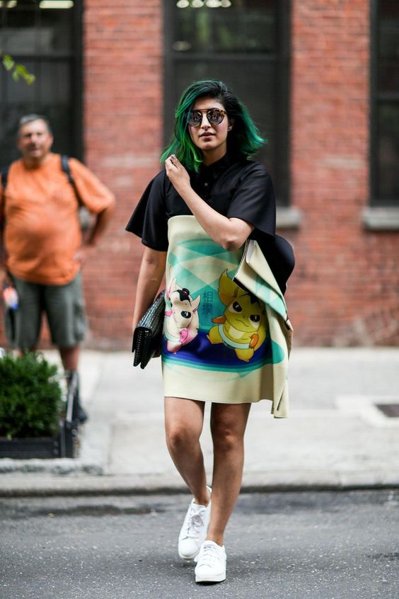 95 Killer Outfits To Copy from Fall 2015 New York Fashion Week | StyleCaster: