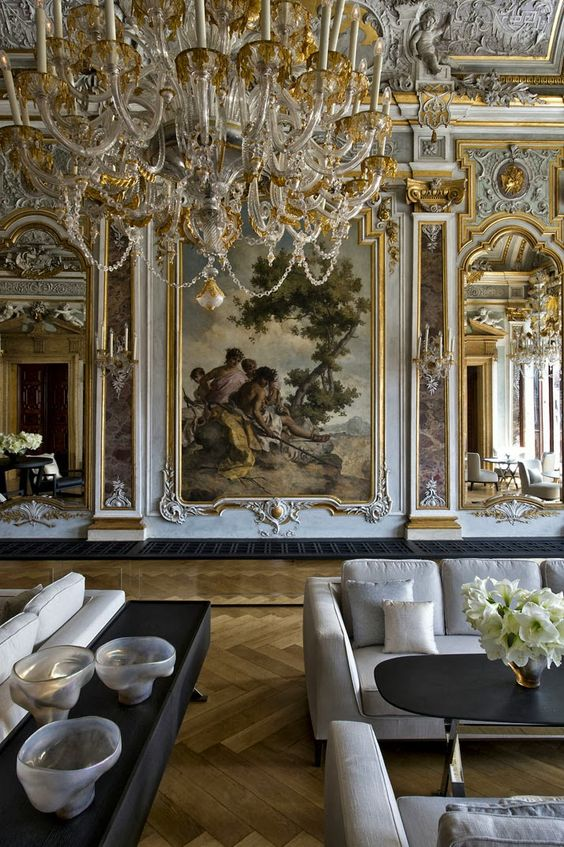 Aman Canale Grande Hotel at Pallazo Papadopoli Venice İtaly..: