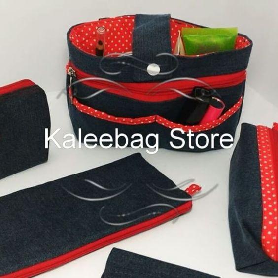 - Bolsas e Organizadores  Para acabar com a bagunça a Kaleebag criou kits organizadores práticos e cheios de estilo. Quem…