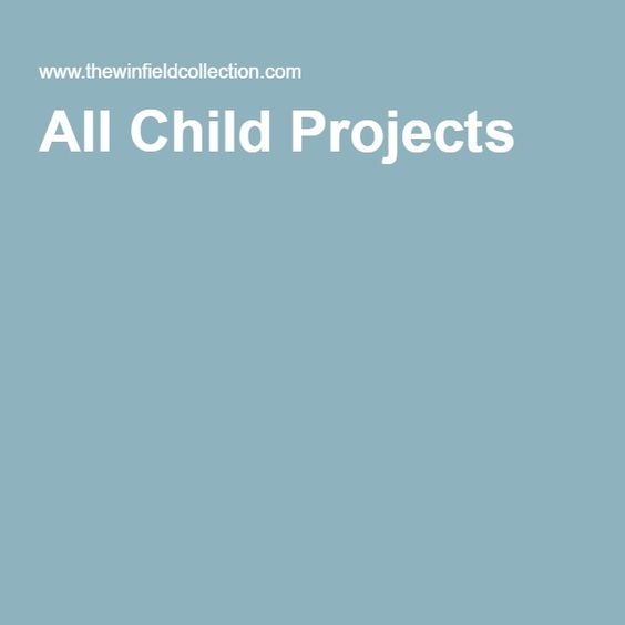 All Child Projects