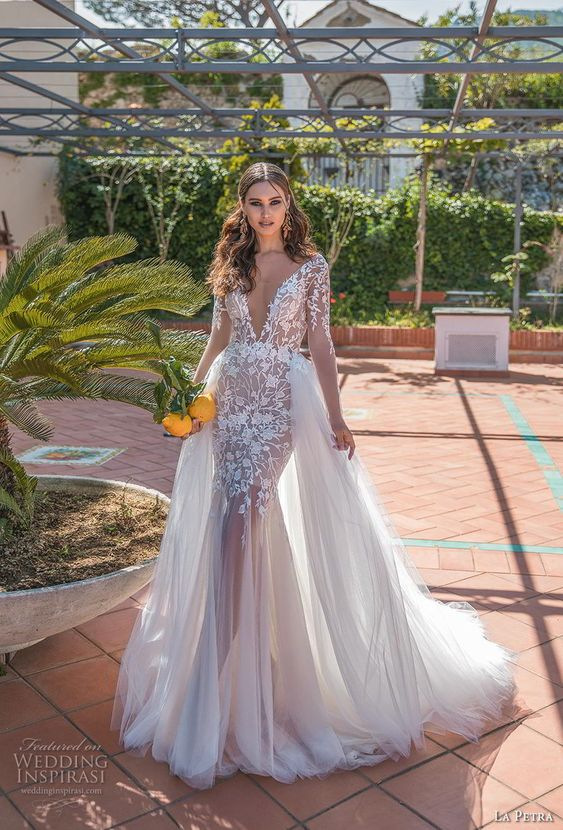 stunning Wedding Dresses 2019