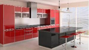 الاستانلس الملون نيولوك فى مطبخك