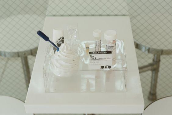 Remicone Ice-cream flagship branding by YNL Design, Seoul – Korea » Retail Design Blog