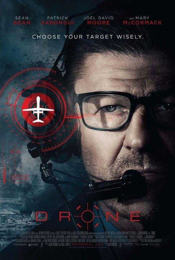 Drone (2017) HDRip