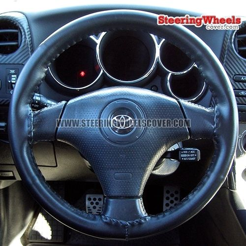 Toyota 2003 Matrix Steering Wheel Cover Wheelskins One Color