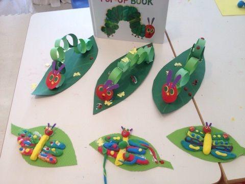 日本語de工作クラスは はらぺこあおむし とちょうちょさん 手作りおもちゃ 手作りおもちゃ 保育園 幼児 手作り おもちゃ
