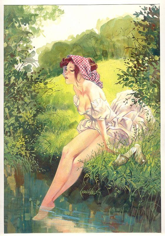 Massimo Carnevale - Italian illustrator and comic artist