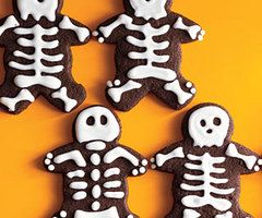 gingerbread cookie cutter for Halloween