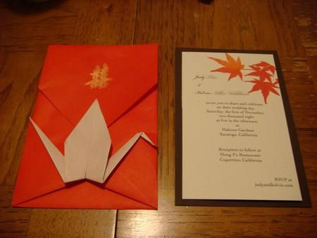 These Invitations pretty much rule! @Tricia Brinks