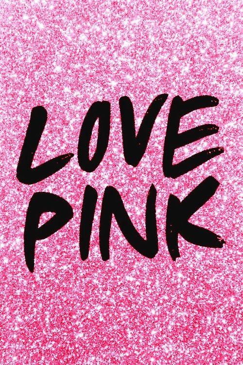 Love Wallpaper For Xperia c : Love pink wallpaper. Stuff to love ? Pinterest Victoria's secret, Amour noir et T?l?phones