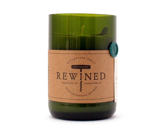 Bougie parfumée - Riesling - Rewined Candles