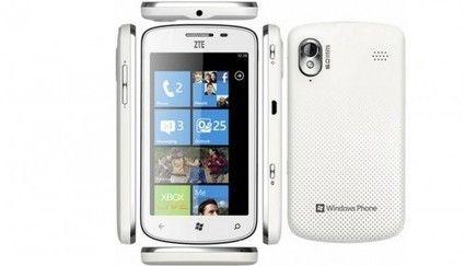 #Smartphones : El #ZTE Tania Mejora en Procesador para su lanzamiento en China