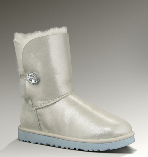 The UGG wedding collection. So cute for getting ready during the morning!! <3