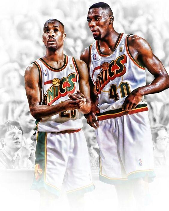 NBA Finals The Glove and Reingman
