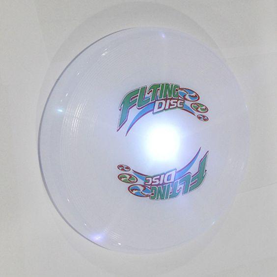 LED Multi-Color Frisbee