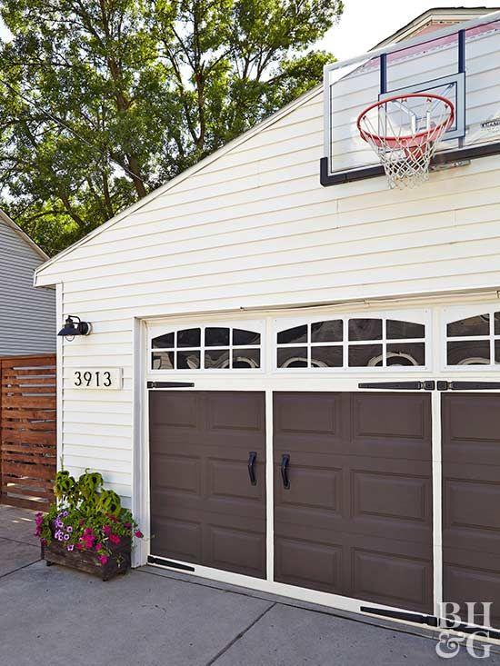 Diy Urban Farmhouse Makeover Garage Door Styles Garage Door Design Garage Doors