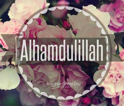 Pin By Nigar Isazade On Dini Statuslar Alhamdulillah Flower Quotes Islamic Quotes