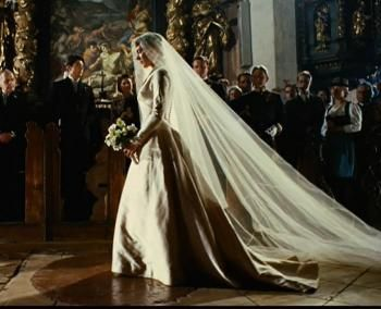 One of my all time favorite wedding gowns: The Sound of Music - Julie Andrews