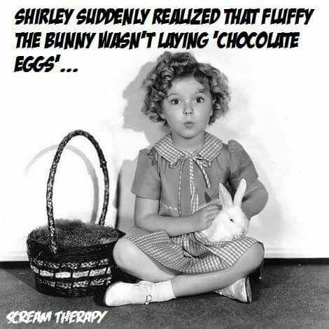 Shirley suddenly