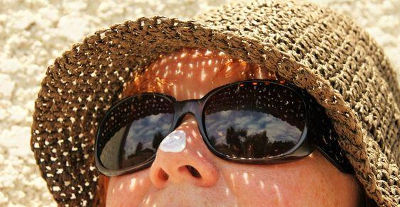 rutina de cuidar facial si vas a la playa o piscina
