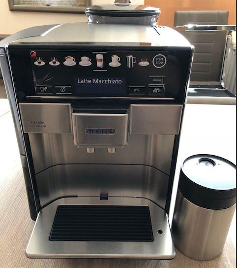 Pin Auf Kaffeevollautomat Cappuccino Kaffeemaschine