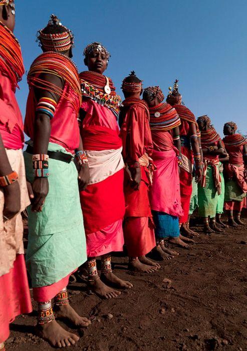 Rendile tribe, Kenya