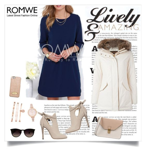 """""""Lively & amazing"""" by barbie-bernard ❤ liked on Polyvore featuring Woolrich, 8, Jimmy Choo, Anne Klein, River Island, MICHAEL Michael Kors and Ray-Ban"""