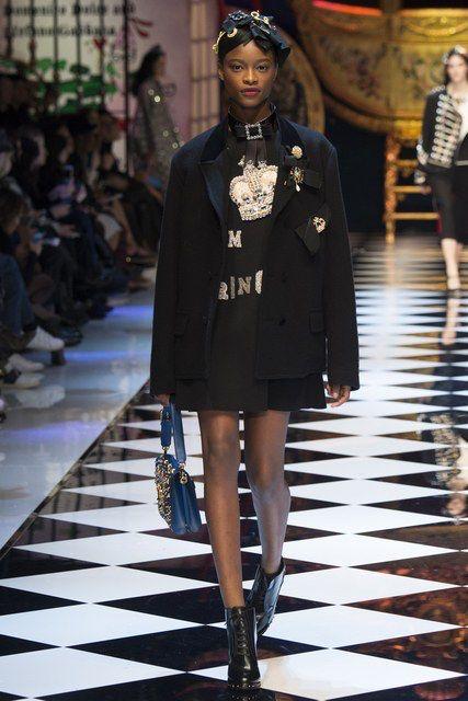 Dolce & Gabbana, Look #36