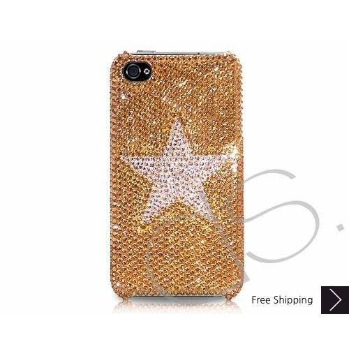 Meso Star Bling Swarovski Crystal iPhone 5 Case