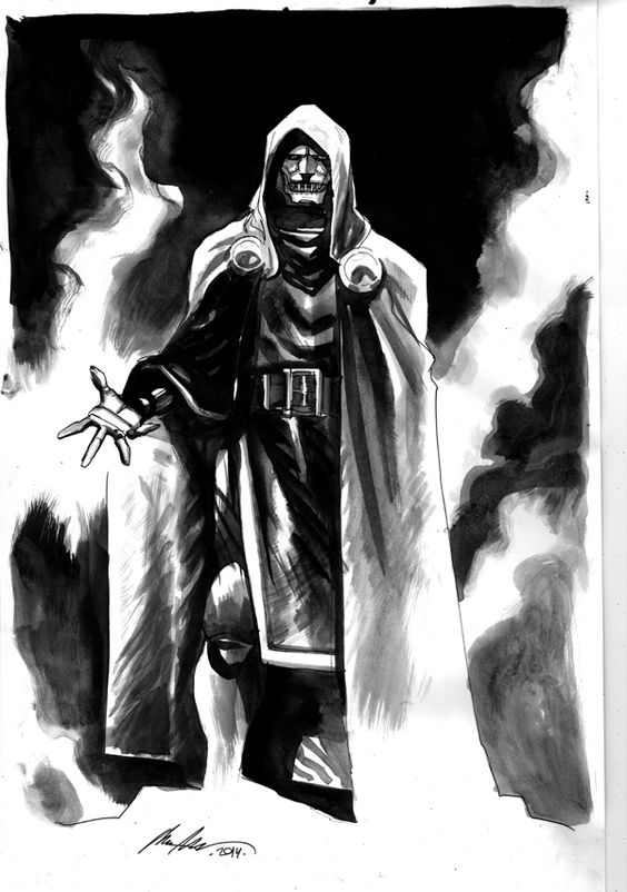 Doctor Doom by Rafael Albuquerque *
