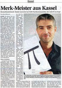 Hessische/Niedersächsische Allgemeine Zeitung Juli 2014 II.
