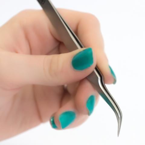 xD Russian Volume Eyelash Extension Tweezers