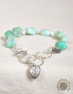 As they say - you gotta be in it - to win it - so get cracking and participate in our Wednesday Winner Contest... http://earthwhorls.com/wednesday-winner-contest-gemstone-handmade-bracelet/