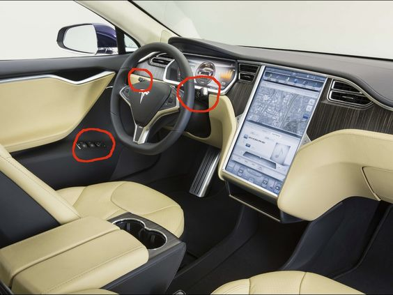 Mercedes Parts In Tesla Model S Car Ui Pinterest Car Ui