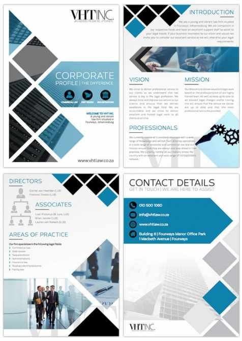 Company Profile Designers South Africa Company Profile Design