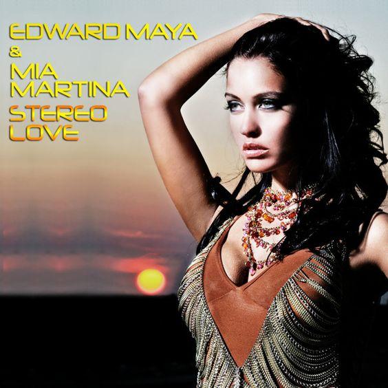 Edward Maya, Vika Jigulina – Stereo Love (single cover art)