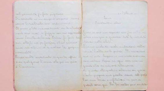 Un tema di 5° elementare del 1944 mostra perchè la scuola deve essere difficile - http://www.sostenitori.info/un-tema-5-elementare-del-1944-mostra-perche-la-scuola-deve-difficile/264967