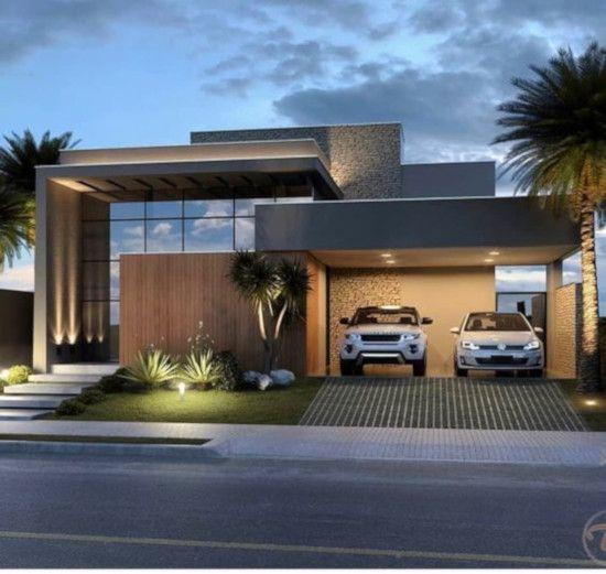 37 Desain Rumah Minimalis Modern Dengan Atap Flat Ada Banyak