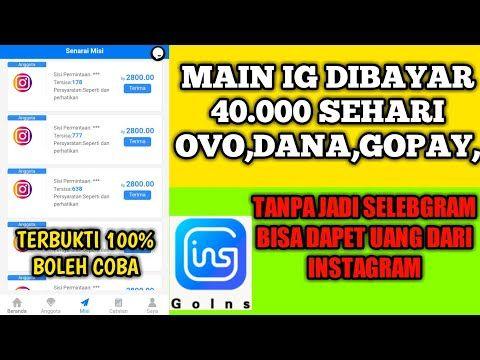 Cara Menghasilkan Uang Dari Instagram Cara Dapat Uang Dari Instagram Youtube Instagram Uang Youtube
