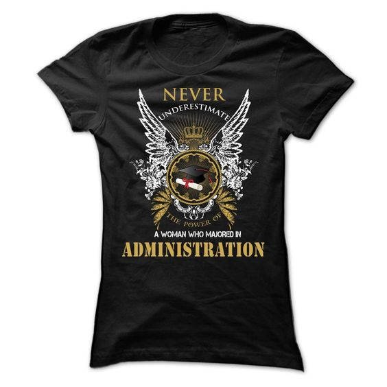 (Greatest Worth) A Woman Who MaJored In Administration - Gross sales...