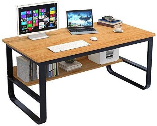 Best Seller Simple Home Desk Student Writing Desktop Desk Modern Economic Computer Desk Online In 2020 Computer Desks For Home Wood Computer Desk Pc Desk