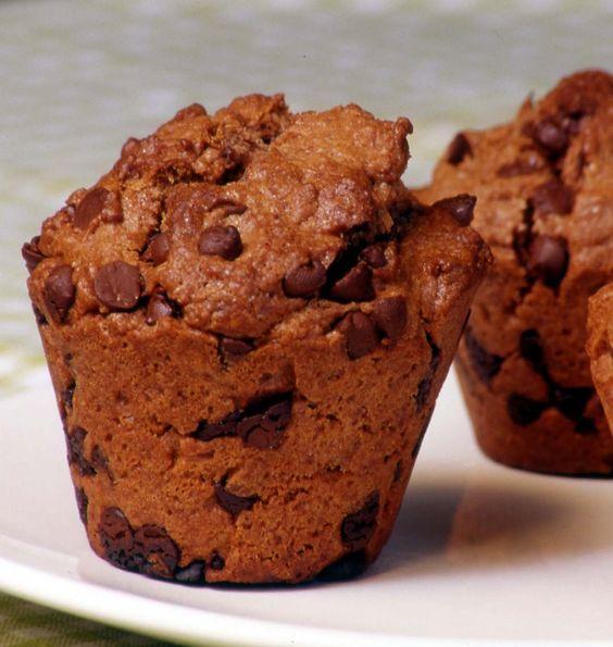 Muffins aux pépites de chocolat - Ôdélices : Recettes de cuisine faciles et originales !