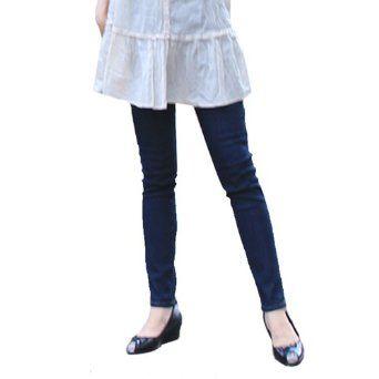 Amazon.co.jp: 超美脚 デニムレギンスパンツ デニムレギパン デニムパギンス: 服&ファッション小物
