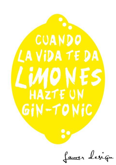 Por supuesto... o si no tienes gin, echelas en tu sostén.