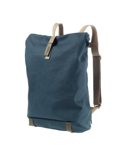 BROOKS RUCKSACK PICKWICK CANVAS BACKPACK SMALL OCTANE