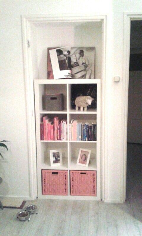 Expedit Ikea bookcase