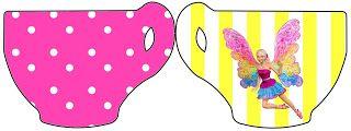 Imprimibles Barbie Fairytopia 7.   Ideas y material gratis para fiestas y celebraciones Oh My Fiesta!