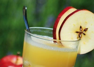 Hot Scanian Apple Drink