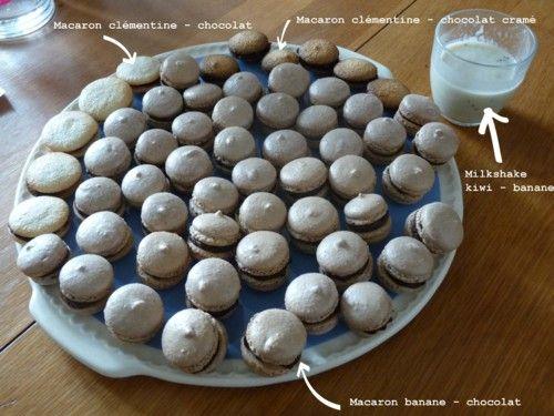 http://lechatdanslesnuages.ek.la/macarons-bonus-chat-a81836408 macarons plus ou moins ratés et milk shake trop trop bon !!