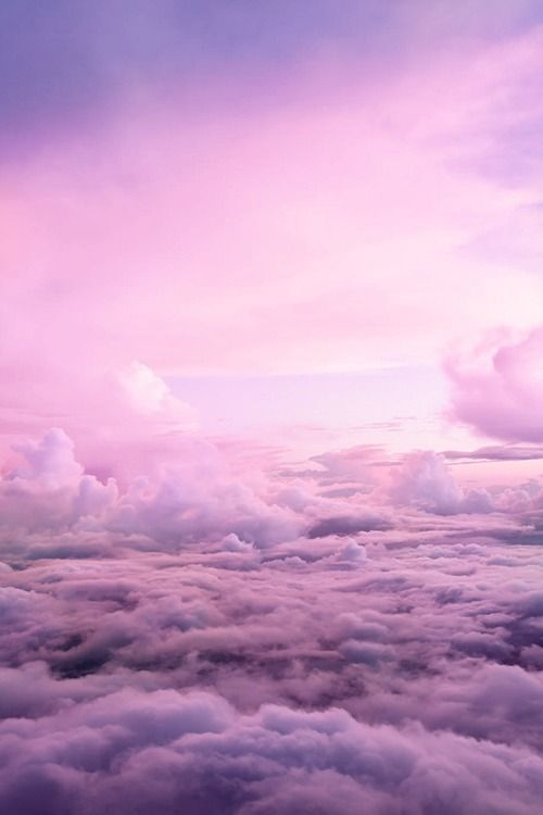 Sky Pink Purple Clouds Pink Clouds Pink Sky Purple Sky Purple Clouds Daflor With Images Iphone Wallpaper Sky Pink Clouds Wallpaper Pastel Aesthetic